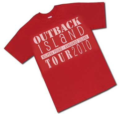Outback Island Tour