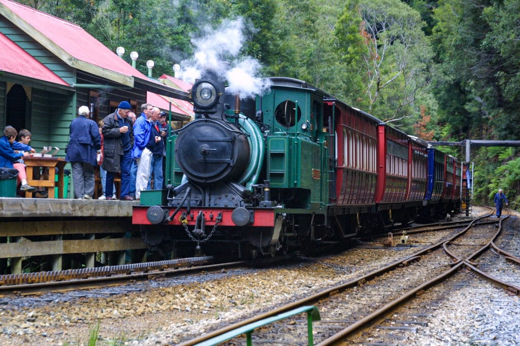 West Coast Wilderness Railway