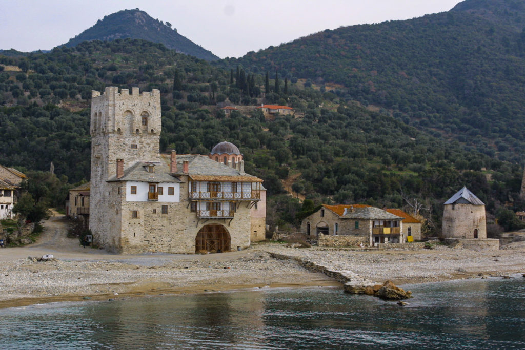 Mt Athos, Greece