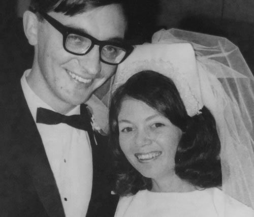 Jenny and Richard