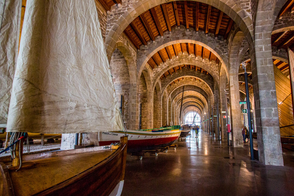Barcelona Maritime Museum