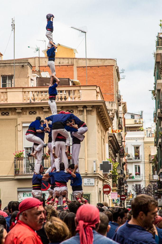 castelliers of Barcelona