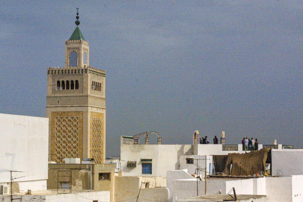 Medina, Tunis Tusisia