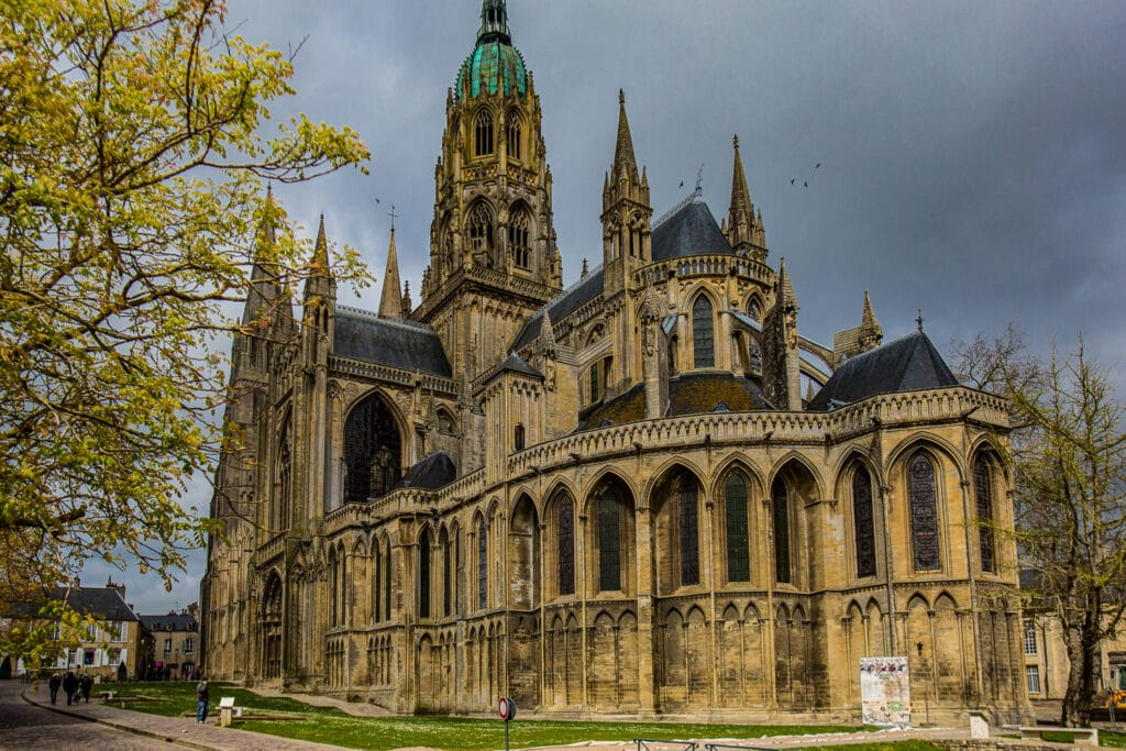 Notre-Dame Cathedral Bayeux