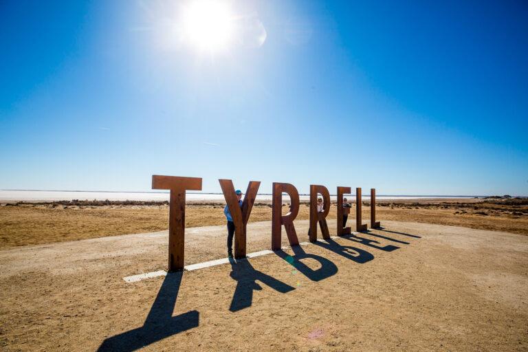 Lake Tyrrell,Victoria